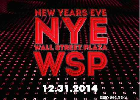 ano novo wall street