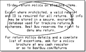Best-Buy-Return-Policy