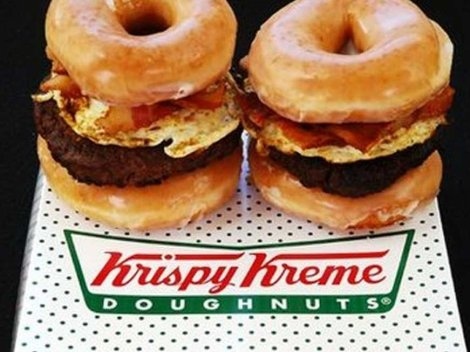 the-krispy-kreme-burger-combines-one-of-americas-most-famous-foods-with-its-favorite-donut