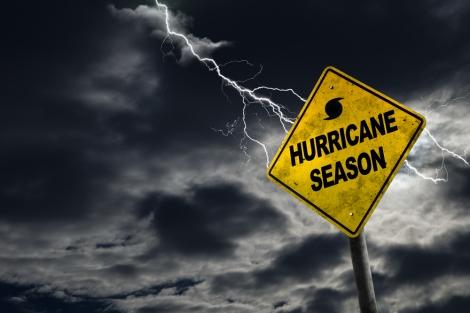 Temporada de furacão na Flórida